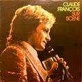 CLAUDE FRANCOIS - sur scene - LP