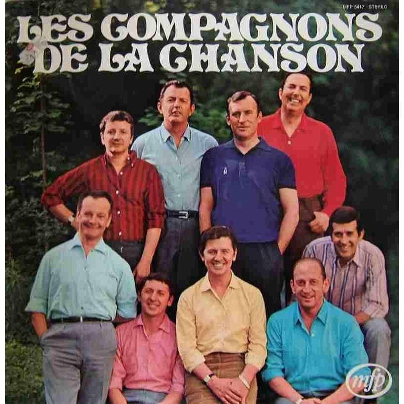 Les compagnons de la chanson de les compagnons de la for Les compagnons des jardins