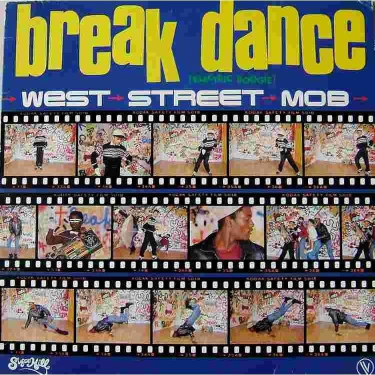 west street mob BREAK DANCE ( ELECTRIC BOOGIE )