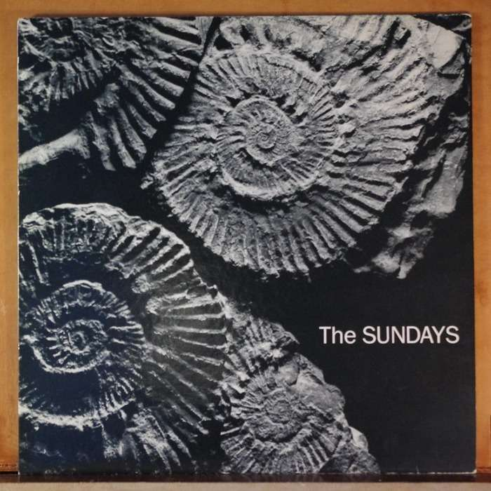 THE SUNDAYS - READING WRITING AND ARITHMETIC LP PICTURE DISC