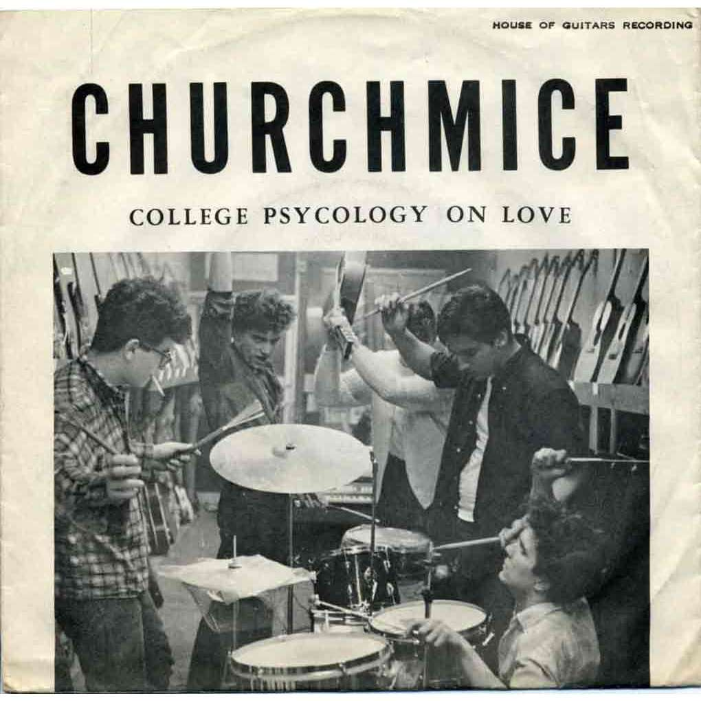 Churchmice College Psychology On Love Babe Were Not Part Of Society