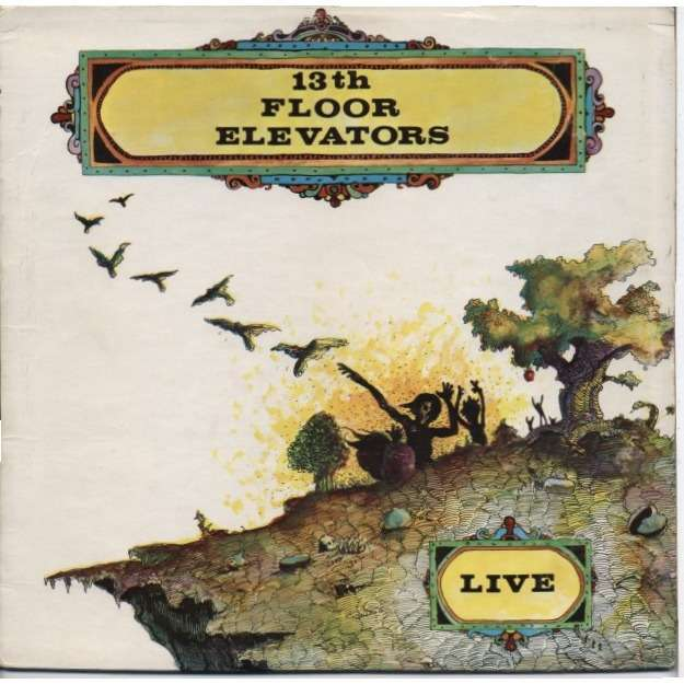 13th floor elevators 39 live 39 lp for sale on for 13th floor with diana live dvd
