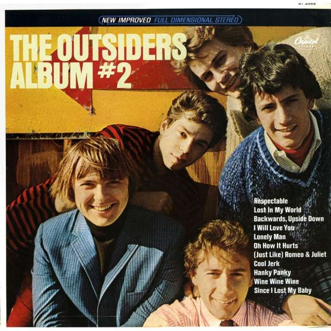 Album 2 By Outsiders Lp With Ubik76 Ref 1033895646