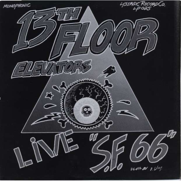 13th floor elevators 39 live s f 66 39 avalon ballroom lp for 13th floor with diana live dvd