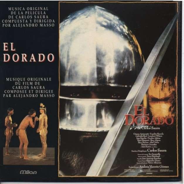 ALEJANDRO MASSO EL DORADO ( musique du film de Carlos Saura )