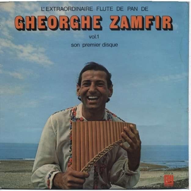 Vol 1 - son premier disque - l\'extraordinaire flute de pan de de ...