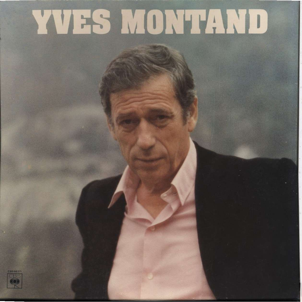 yves montand bicyclette