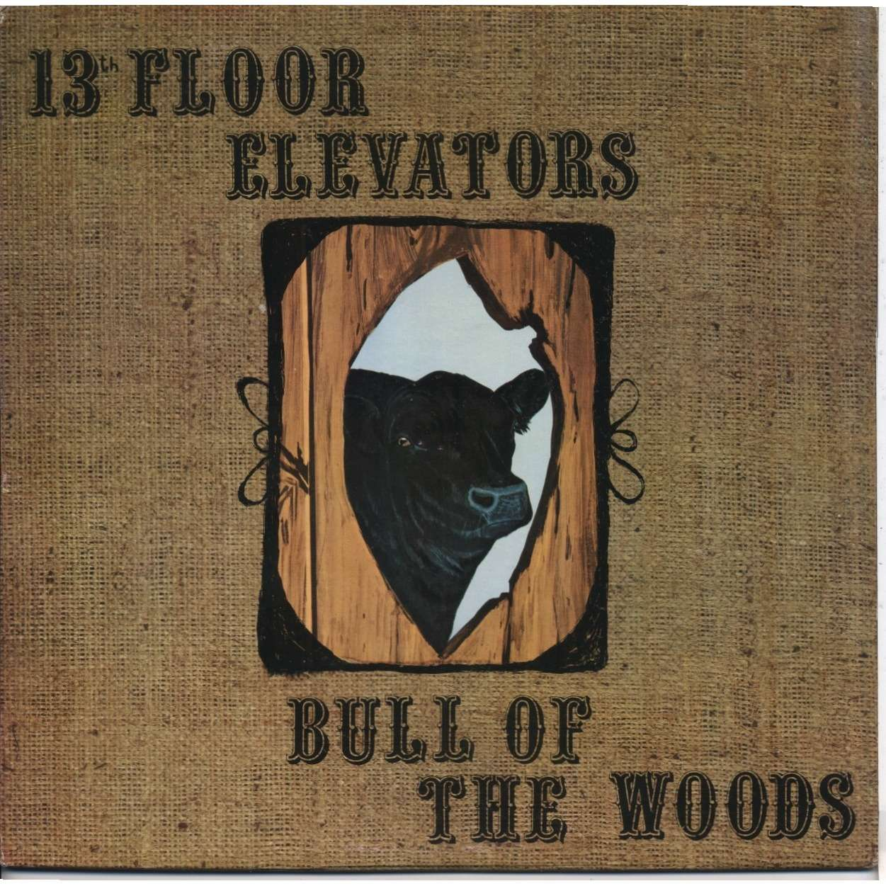 Bull of the woods by 13th floor elevators lp with ubik76 for 13 floor