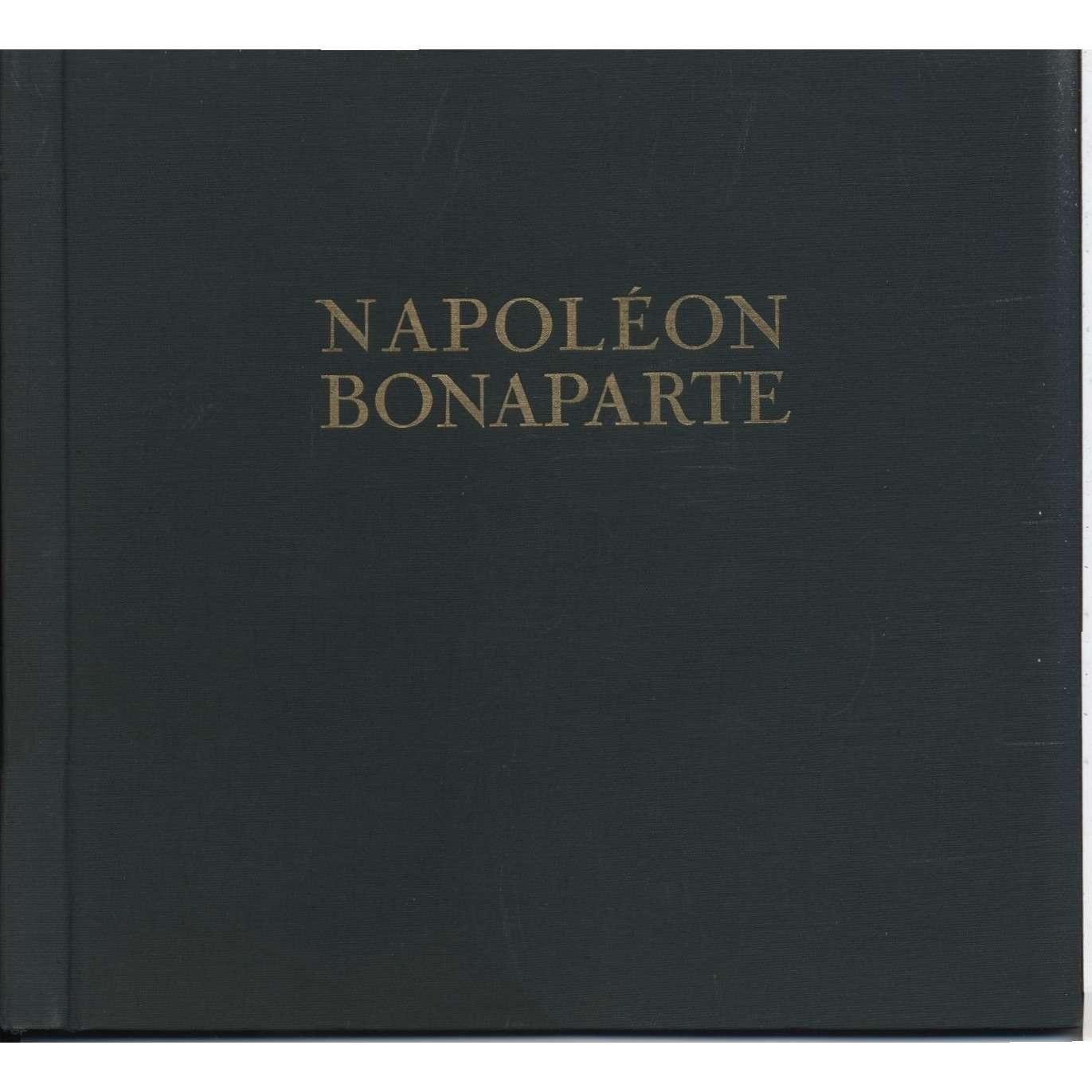 ALAIN DECAUX, ANDRE CASTELOT Napoléon Bonaparte ( LP x 2 + livret)