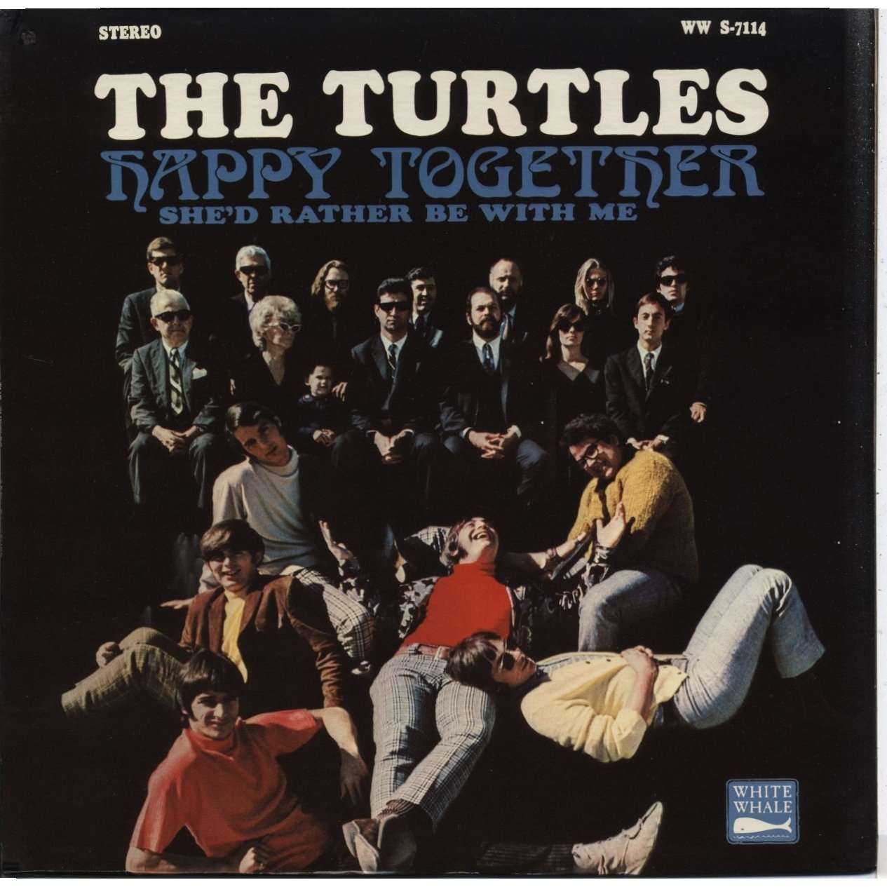 Happy Together She D Rather Be With Me By The Turtles