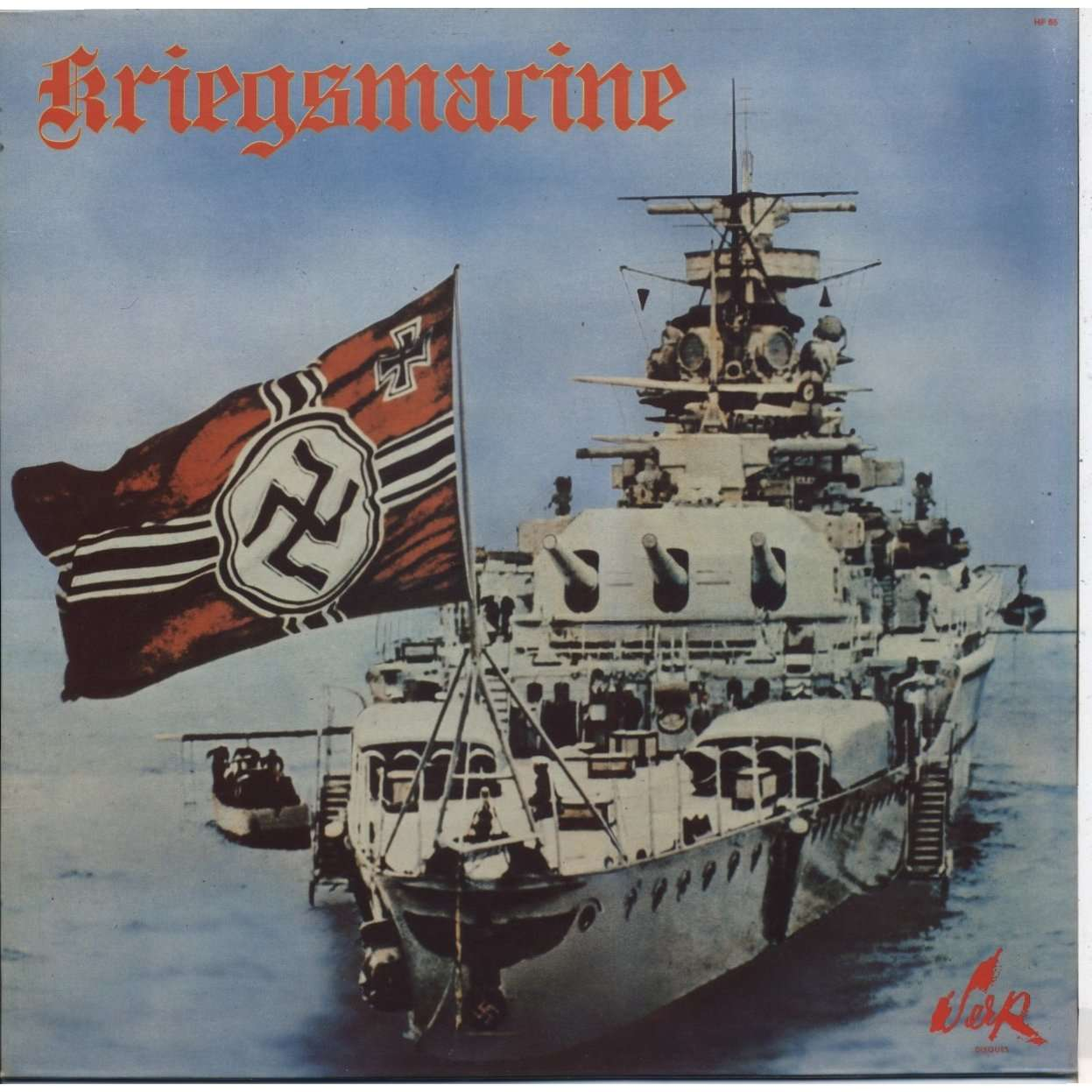 Kriegsmarine Volume 2 By Various Lp With Ubik76 Ref