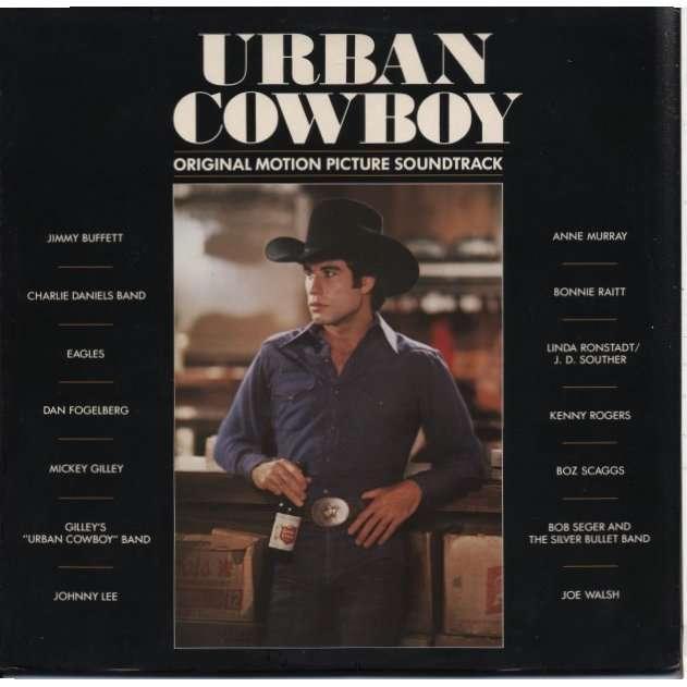 Urban Cowboy Un Cowboy Dans La Ville By Various