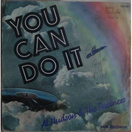 Al Hudson The Partners You Can Do It I Dont Want You To Leave