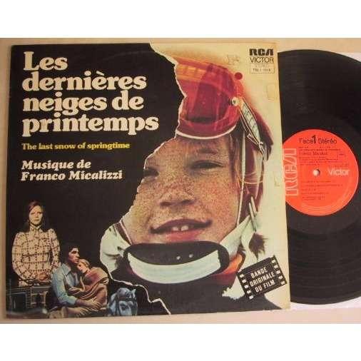 Franco Micalizzi - Les Dernières Neiges De Printemps (Original Soundtrack)