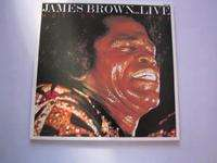 BROWN JAMES LIVE HOT ON THE ONE