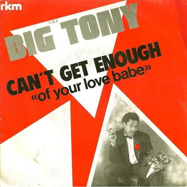 cant get enought of your love: