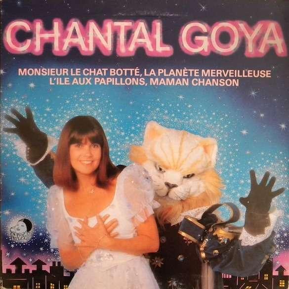 Chantal Goya - Monsieur Le Chat Botté - La Planète Merveilleuse