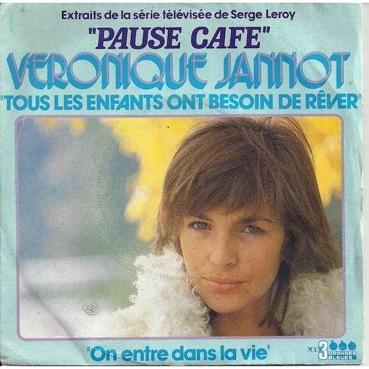 JANNOT Véronique Tous les enfants ont besoin de rêver (Extrait de la série T.V. Pause Café.)