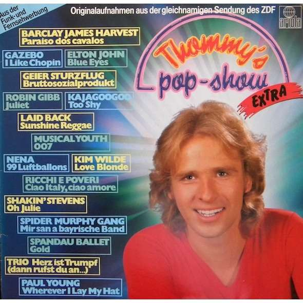 Various - Thommy's Pop-Show Extra