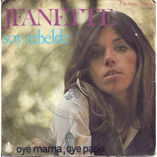 jeanette soy rebelde: