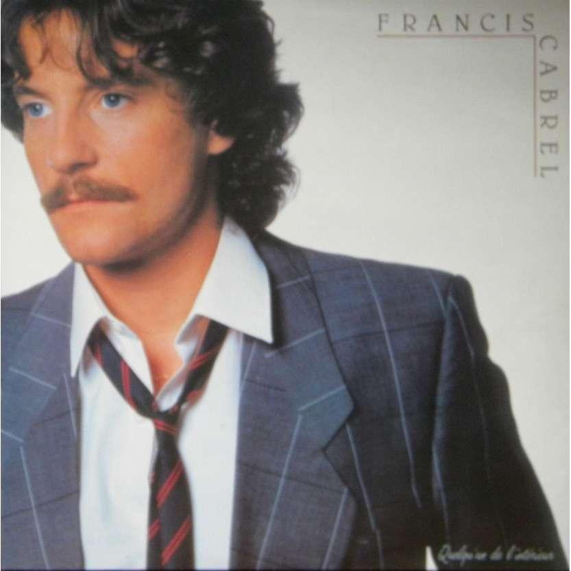 Album quelqu 39 un de l 39 int rieur de francis cabrel sur cdandlp for Francis cabrel quelqu un de l interieur