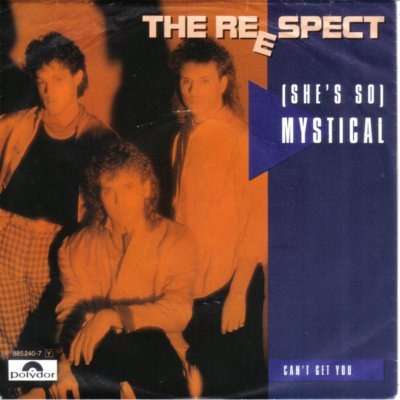The reespect Mystical ( She's so ) - Can't get you