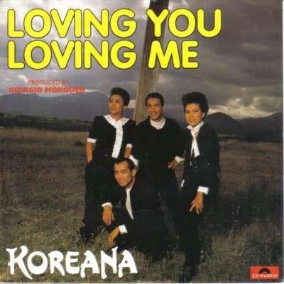 Koreana Loving you, loving me - Love away