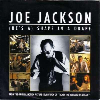 Joe Jackson ( He's a ) Shape in a drape - Speedway  B.O. Tucker the man and his dream