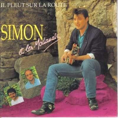 Simon et les Modanais Il pleut sur la route - Au fil du temps