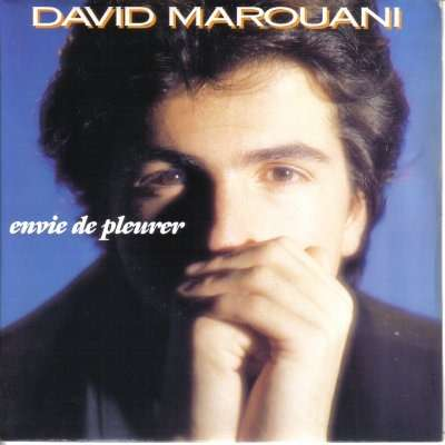 David Marouani Envie de pleurer - Instrumental