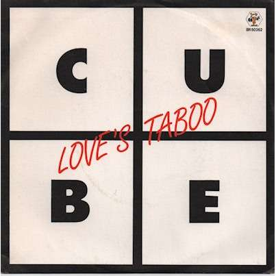 Cube Love's taboo - Instrumental