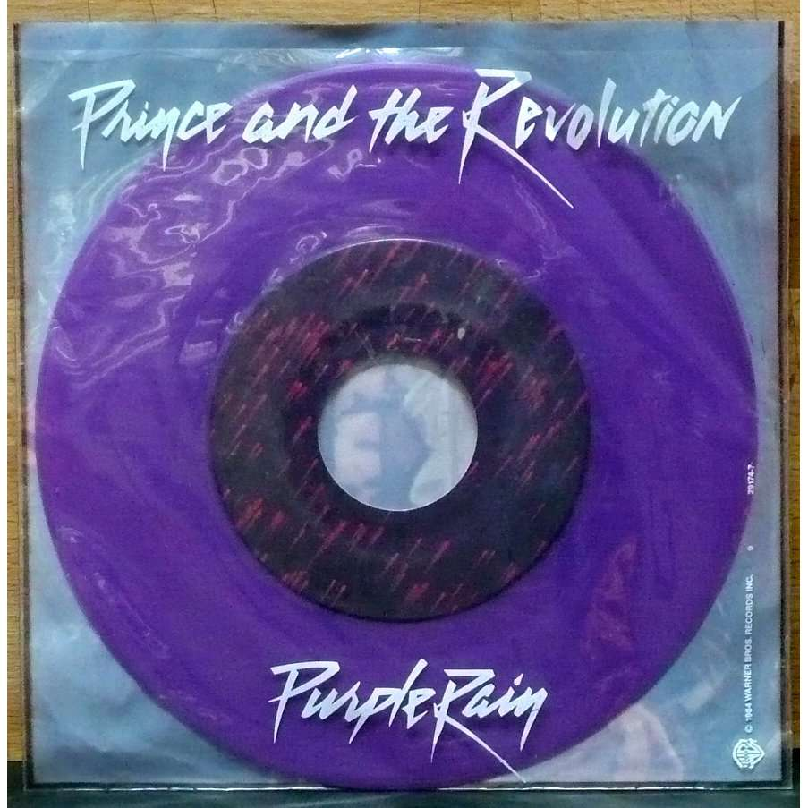 Prince Purple Logo Prince Purple Rain Purple