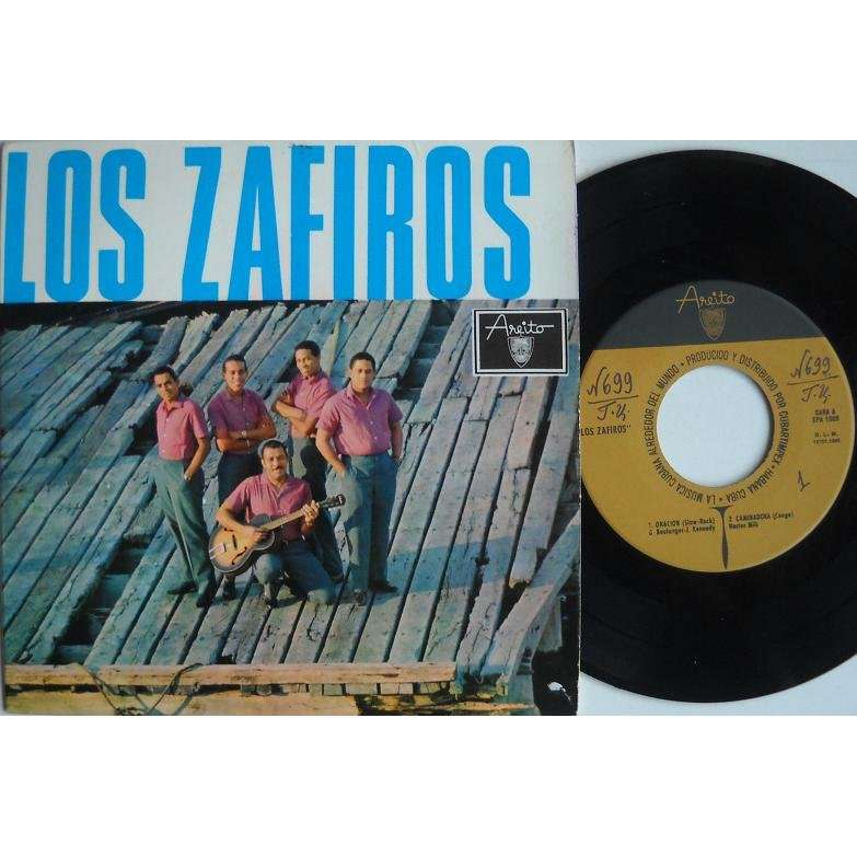 LOS ZAFIROS ORACION / CAMINADORA...