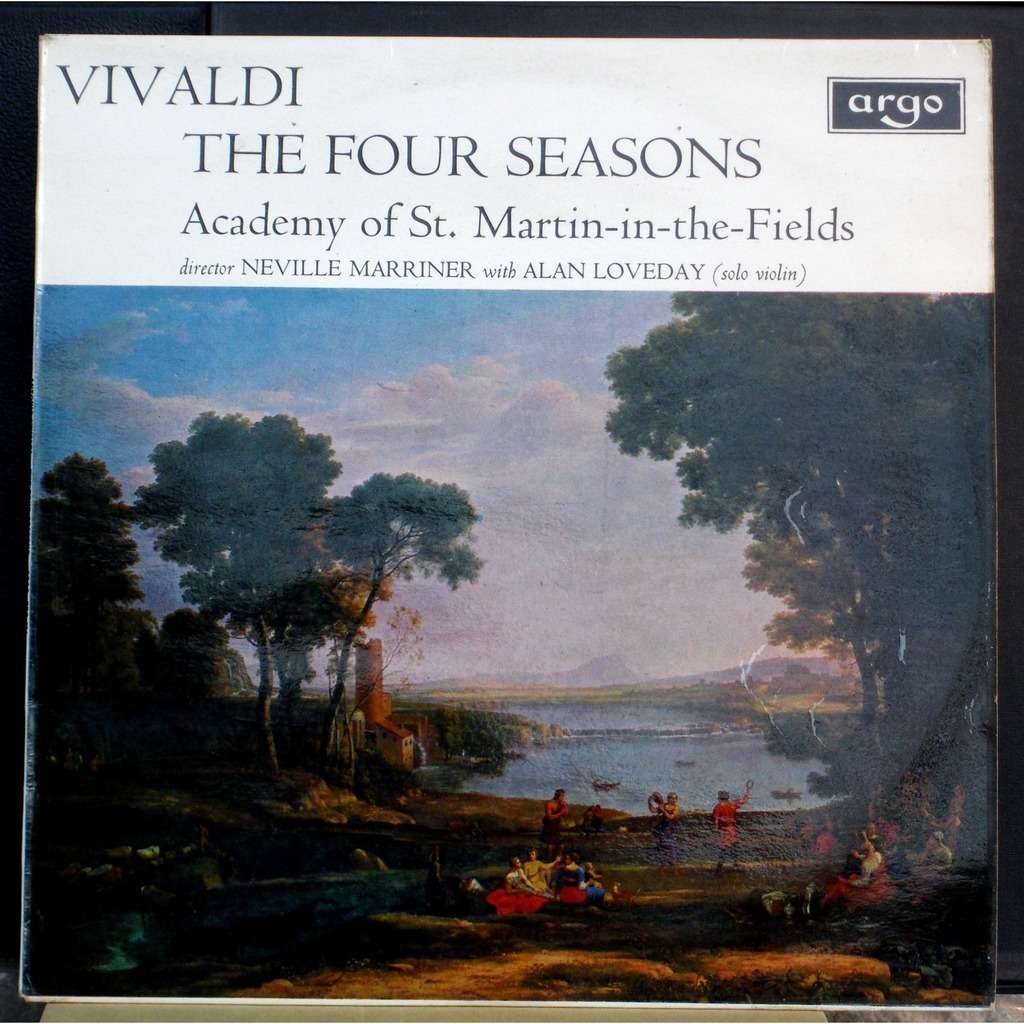 essay vivaldis four seasons