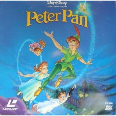 Peter Pan Von Walt Disney Ld Bei Yesyes Ref115035974