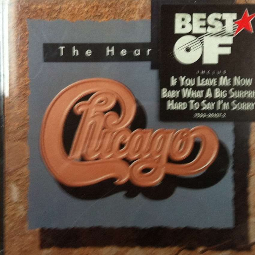The Heart Of Chicago By Chicago Cd With Yomannocries