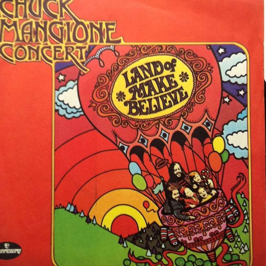 MANGIONE chuck land of make believe