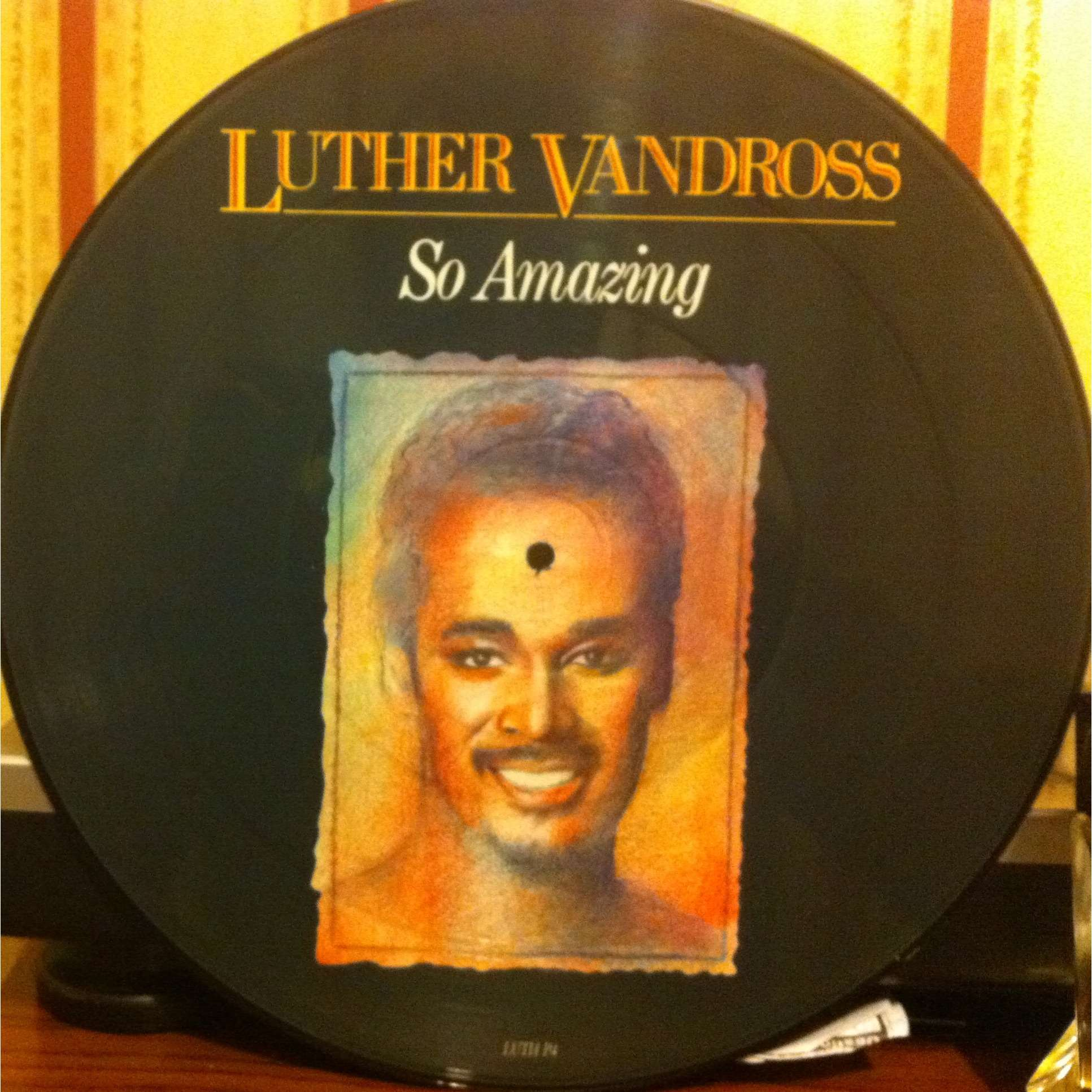 So Amazing: LUTHER VANDROSS So Amazing, 12 INCH 45 RPM For Sale On